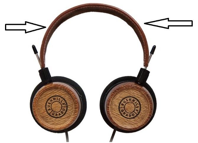 Nguyên tắc tự kéo headband là cầm lên tai nghe ở điểm 45 độ và 135 độ rồi bể cong ra ngoài.